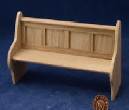dollshouse pew